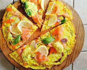 Tortilla Pizza 05