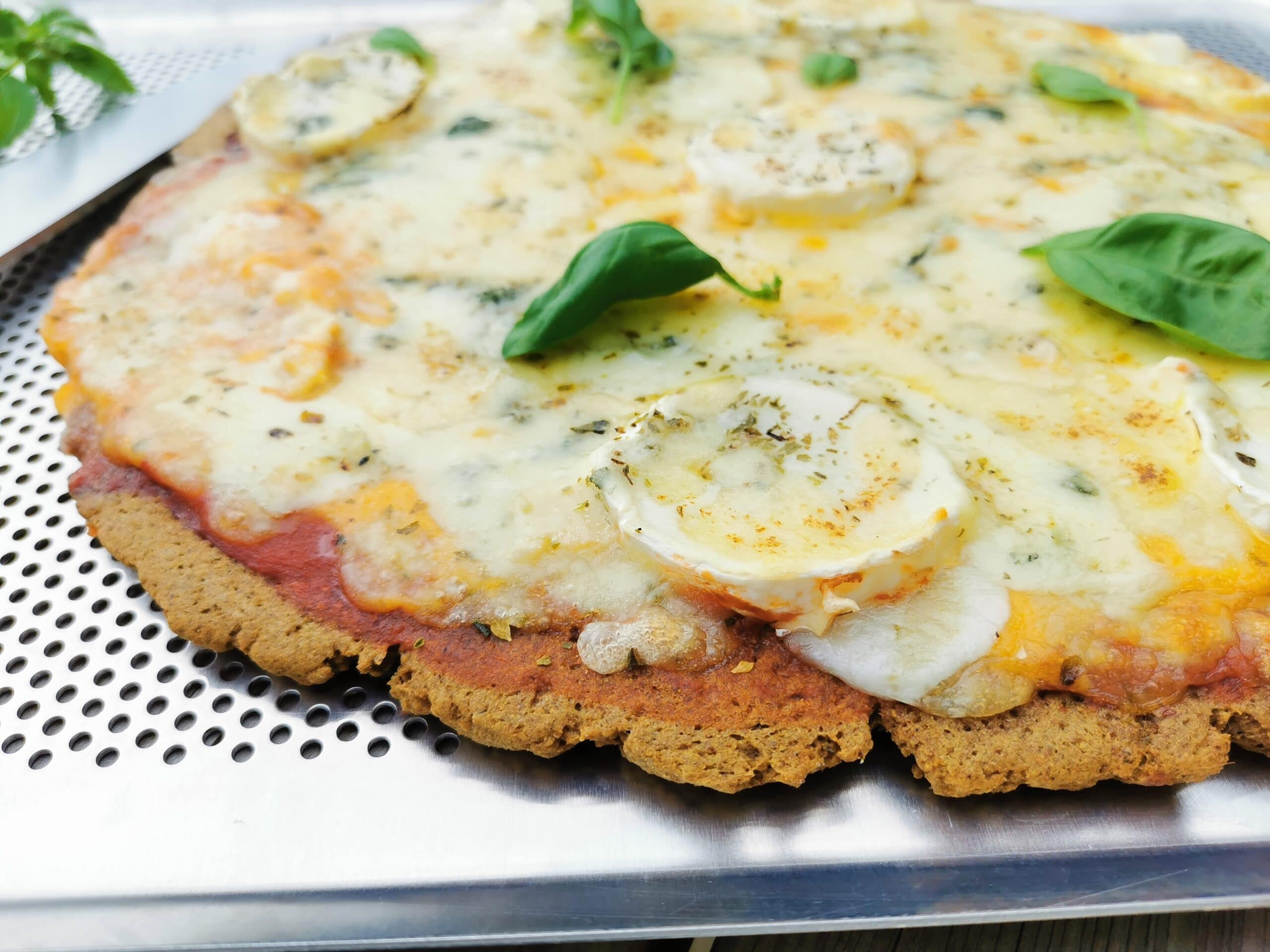 Pizza 4 fromages Adamo