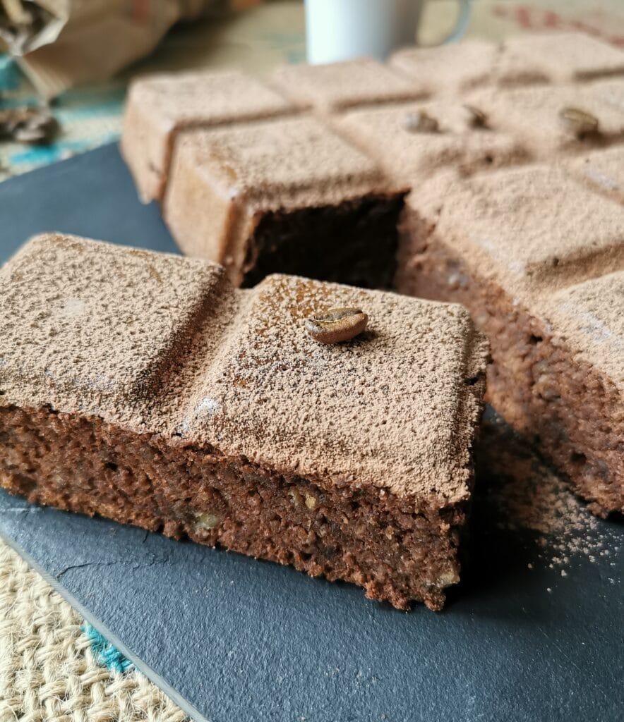 Gâteau chocolat express