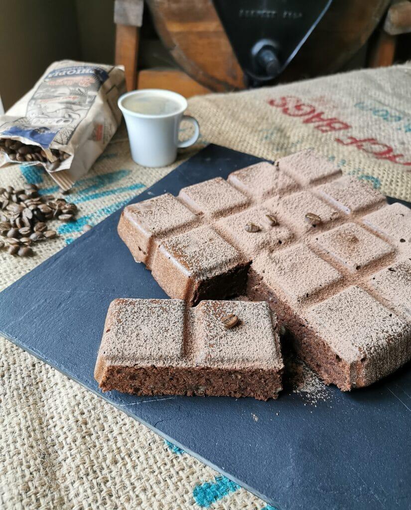 Gâteau chocolat express préparation
