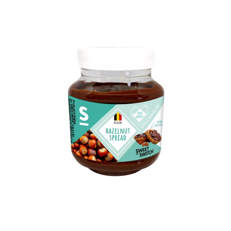 sweet switch pate a tartiner aux noisettes 350 g deliceslowcarb 1