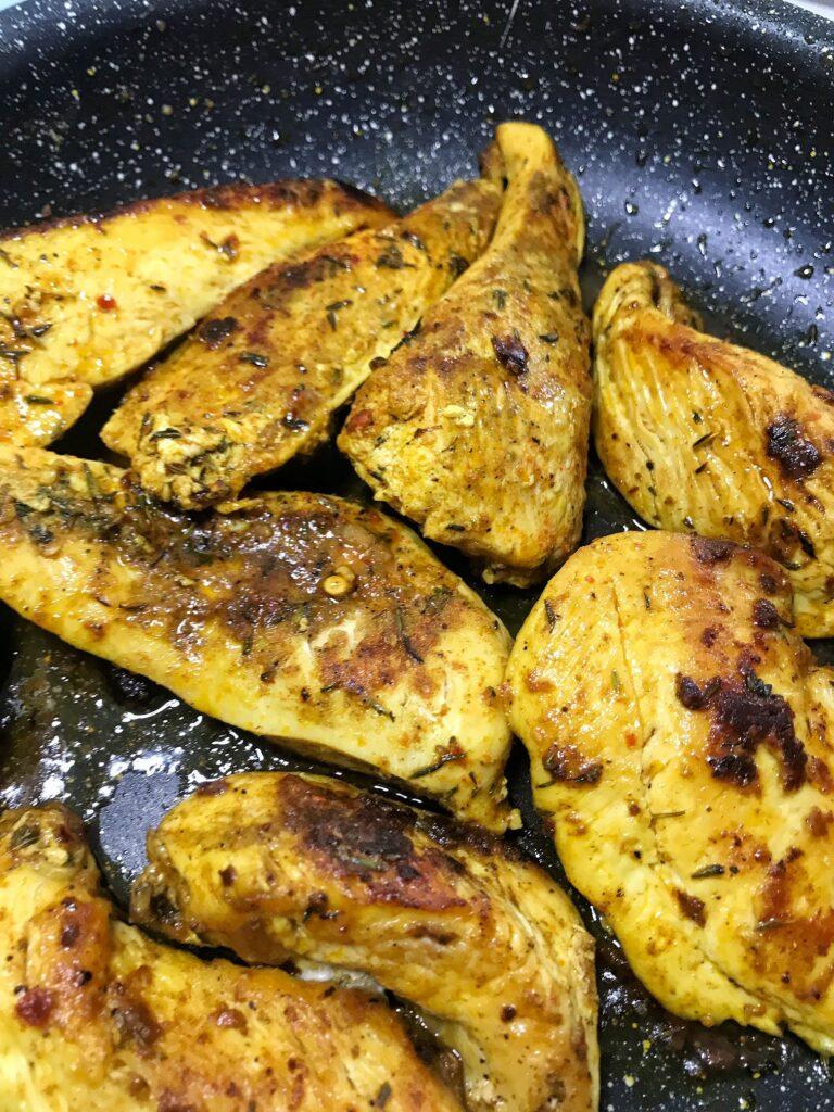 aiguillette de poulet tendance lowcarb