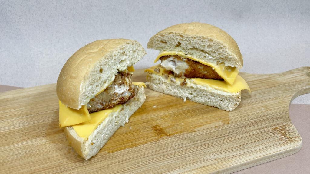 keto-fish-burger